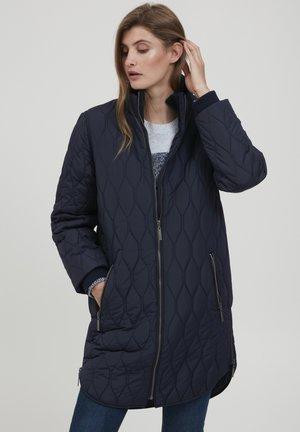 FRBAQUILT - Winter coat - blue