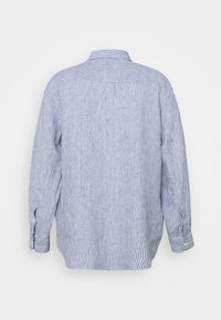 Lauren Ralph Lauren Woman - KARRIE LONG SLEEVE - Button-down blouse - blue/white multi - 1