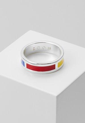 COLOUR POP - Ring - silver-coloured