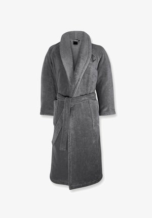 LANGDON UNISEX - Dressing gown - charcoal