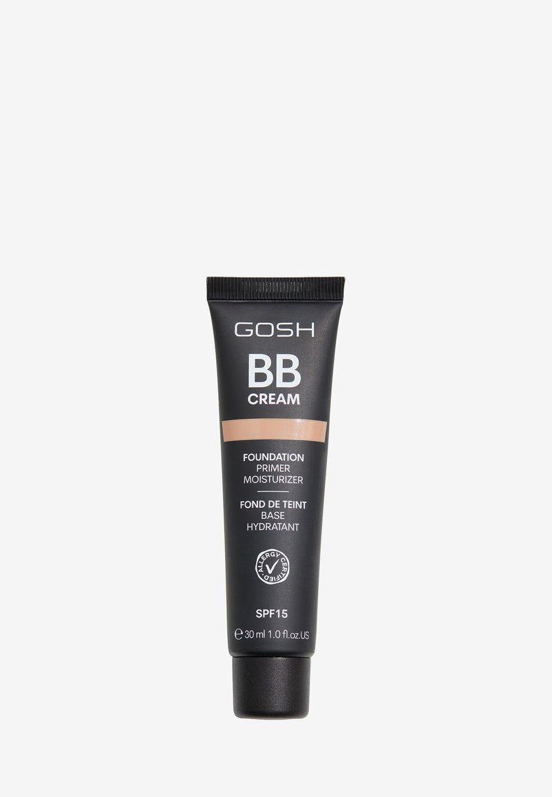 Gosh Copenhagen - BB CREAM FOUNDATION - BB cream - 03 warm beige