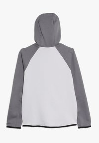 Nike Sportswear - TECH FLEECE ESSENTIALS - Zip-up hoodie - vast grey/gunsmoke/black - 1