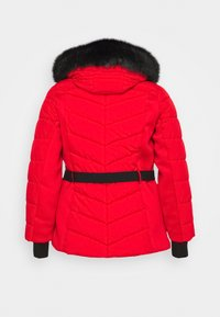 MICHAEL Michael Kors - SHORT BELTED - Winter jacket - red - 1