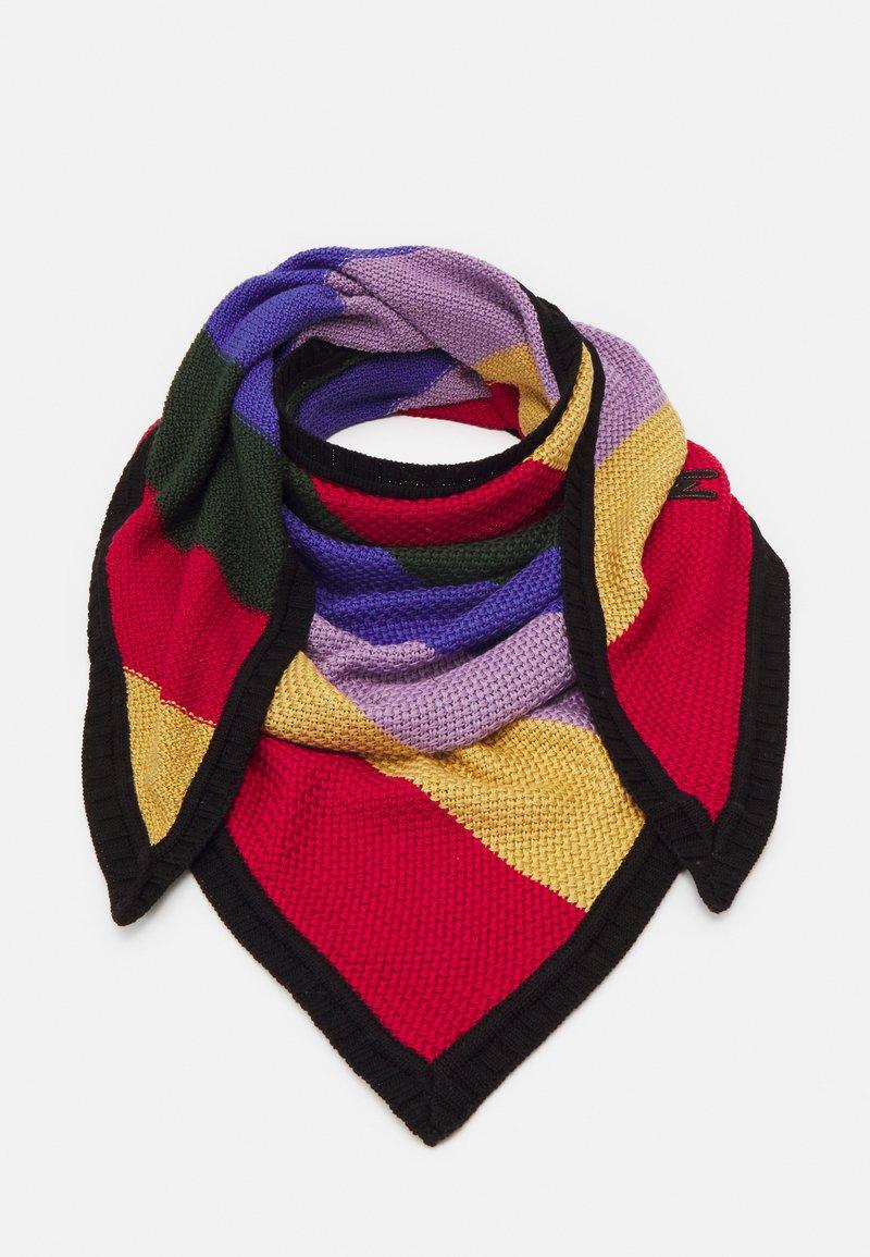 M Missoni - TRIANGLE - Šátek - multicoloured