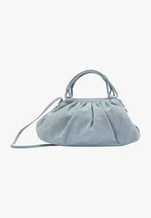 Handbag - hellblau denim