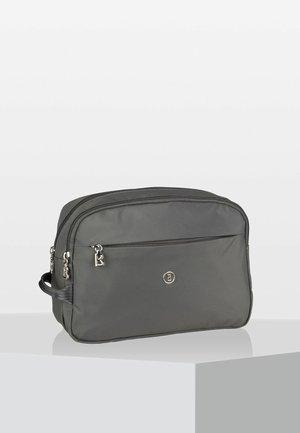 VERBIER VITO - Wash bag - dark grey