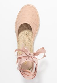 Miss Selfridge - LIBRA  - Loafers - nude - 3