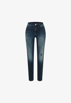 AUTHENTIC  - Slim fit jeans - blue