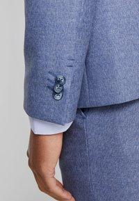 Viggo - FLAM SUIT - Suit - light blue - 8