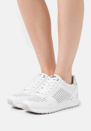 BILLIE TRAINER - Baskets basses - optic white