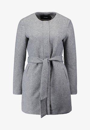 VMJULIA JACKET - Short coat - light grey melange