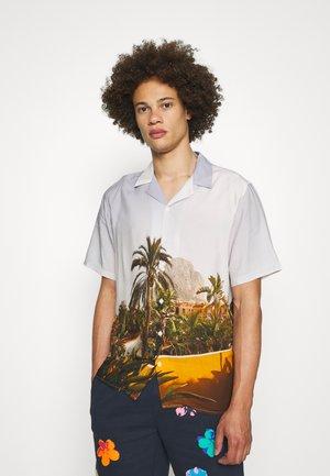 GAEL SHIRT - Camisa - thyme