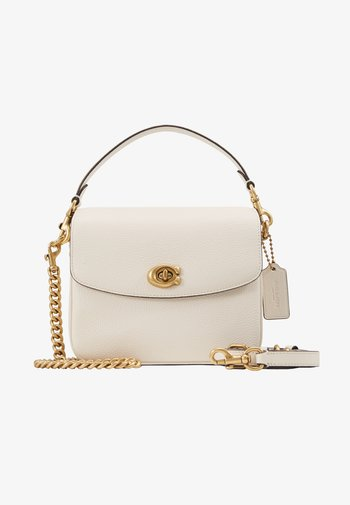 POLISHED PEBBLED CASSIE CROSSBODY
