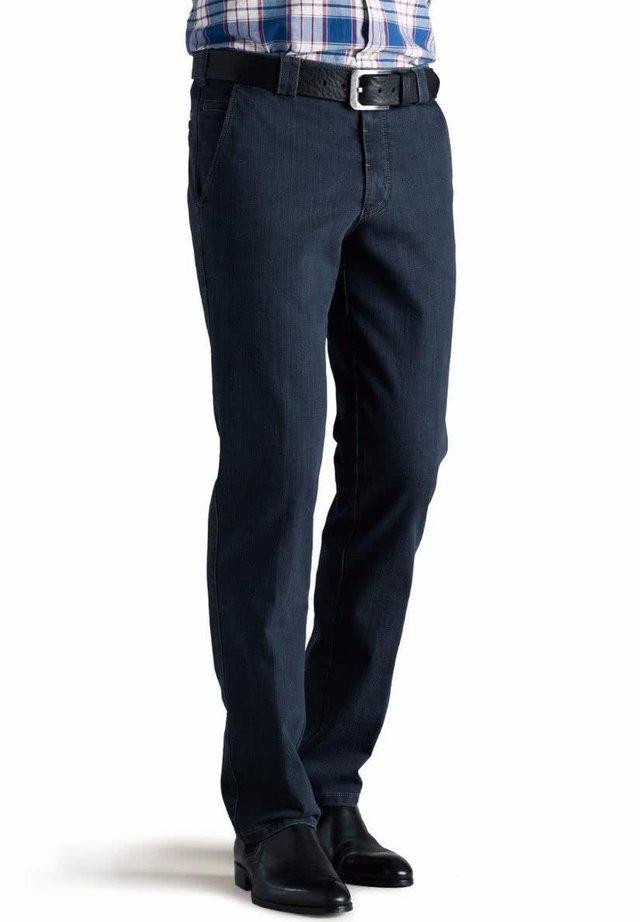 Straight leg jeans - blaue