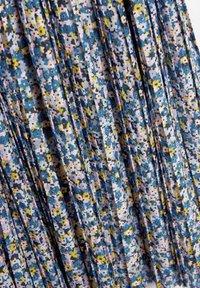 Next - A-line skirt - blue - 4