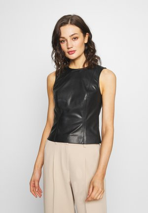 ALINA TOP - Blouse - black