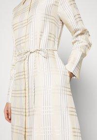 IVY & OAK - BECCA - Day dress - beige check - 6