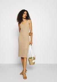 ARKET - Jumper dress - beige - 1