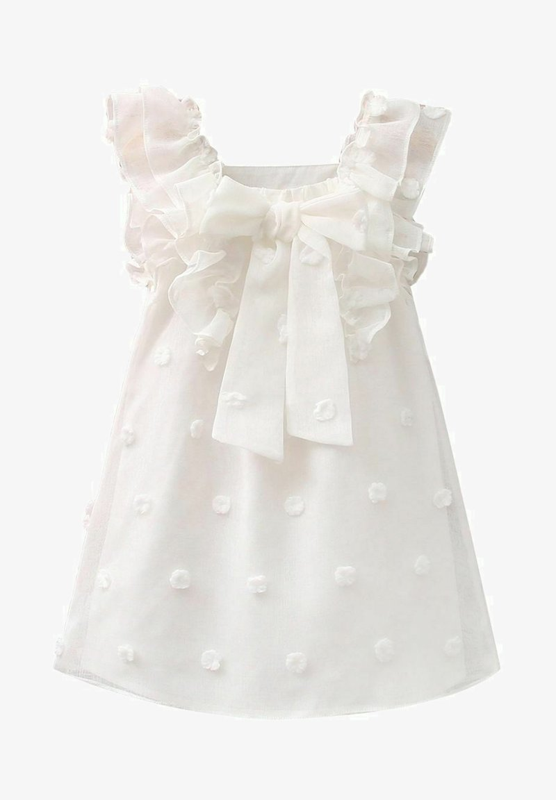 Dadati - Day dress - white