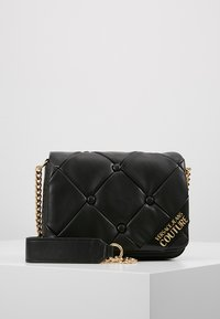 Versace Jeans Couture - COUCH SHOULDERBAG - Kabelka - nero - 0