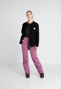 Eivy - REDWOOD SHERPA JACKET - Fleece jacket - black - 1