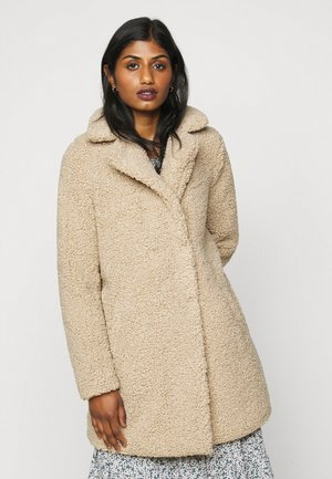 NMGABI JACKET - Classic coat - white pepper