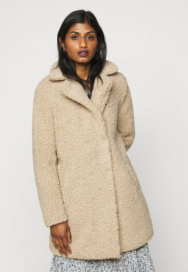 NMGABI JACKET - Mantel - white pepper