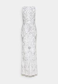 Adrianna Papell - BEADED GOWN WITH MERMAID SKIRT - Společenské šaty - ivory - 1