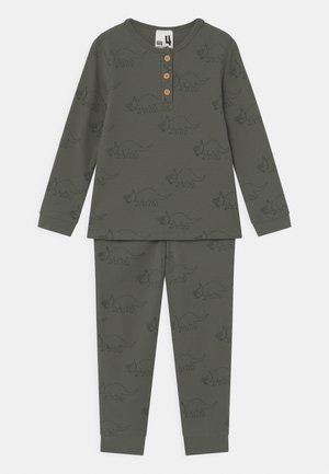 LONG SLEEVE - Pyjama - khaki