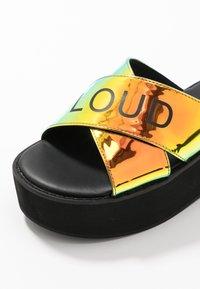 Even&Odd - PRIDE - Chaussons - multicoloured - 2