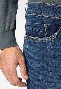 Pierre Cardin - LYON - Jeans Tapered Fit - dark blue - 3