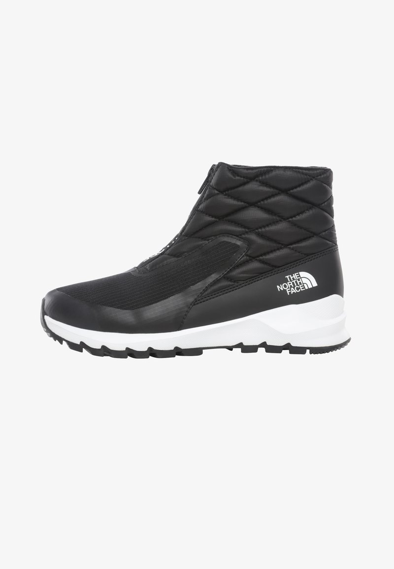 The North Face - W THERMOBALL PROGRESSIVE ZIP - Winter boots - tnf black/tnf white