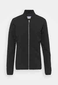 Makia - GRID JACKET - Bombertakki - black - 0
