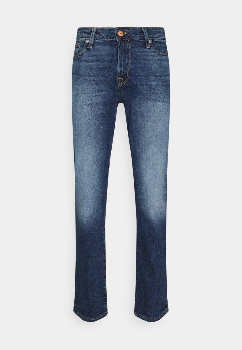 Jack & Jones - JJICLARK JJICON - Jeans straight leg - blue denim