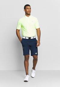 adidas Golf - SPORT - Sportovní kraťasy - collegiate navy - 1