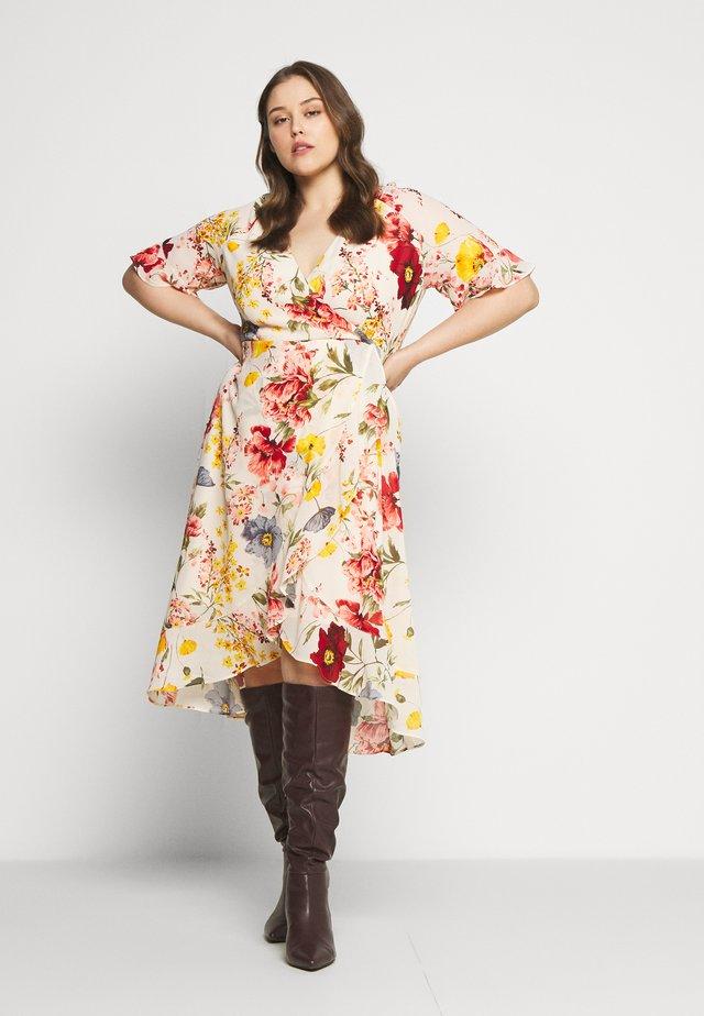 MILUNA DRESS - Freizeitkleid - multi-coloured