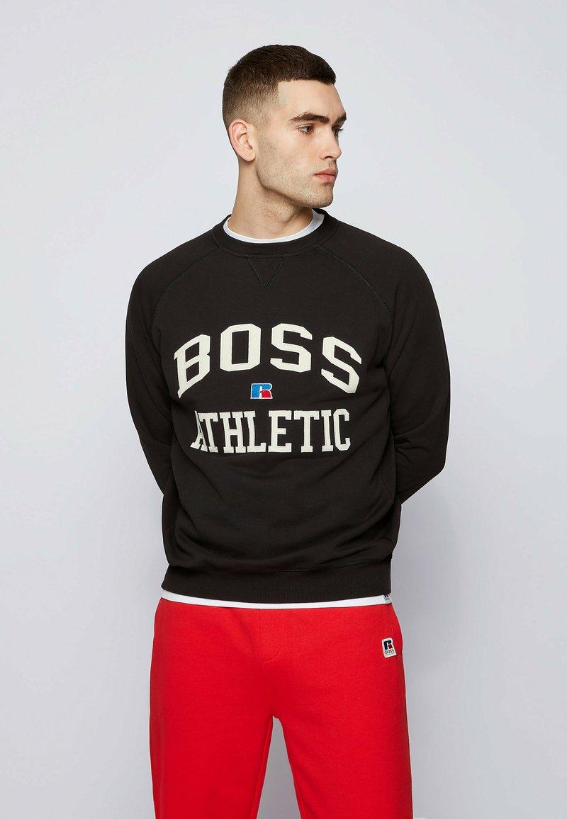 BOSS - STEDMAN_RA - Sweater - black