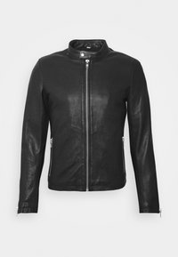 Serge Pariente - Leather jacket - black - 5