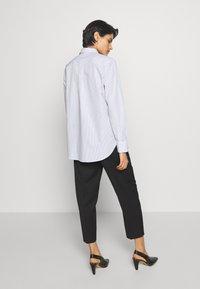 Filippa K - JANE  - Button-down blouse - blue heaven/white - 2