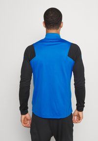 Nike Performance - INTER MAILAND DRY SUIT - Club wear - black/blue spark/tour yellow - 2