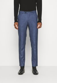 Bertoni - BLOCH TROUSER - Trousers - blue - 0