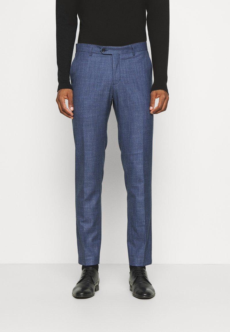Bertoni - BLOCH TROUSER - Trousers - blue