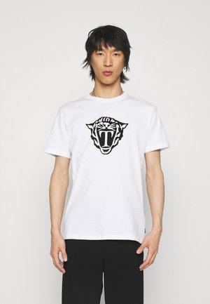 FLEEK - Print T-shirt - white