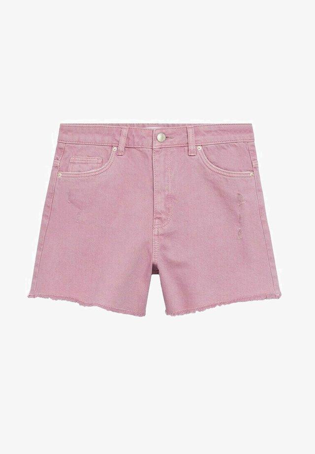 Shorts di jeans - rose