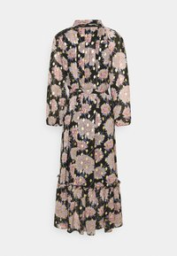 U Collection by Forever Unique - Długa sukienka - black/pink - 1