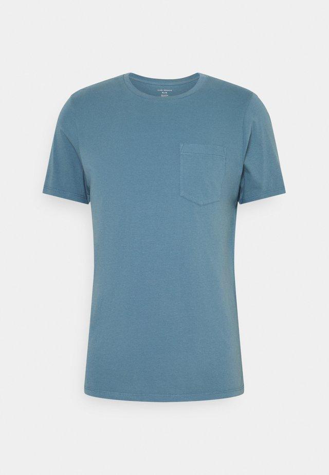 WILLIAMS - Basic T-shirt - bioindigo