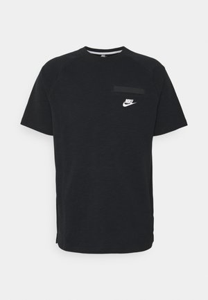 T-shirts - black/white