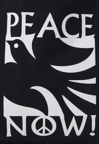 Obey Clothing - PEACE NOW UNISEX - Velká kabelka - black - 3