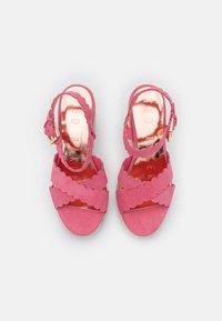 Ted Baker - SELANAS - Platform sandals - pink - 5