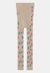Ewers - THERMO - Leggings - Stockings - mottled beige - 1